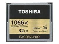 Toshiba EXCERIA PRO C501 32GB Flash Memory Card