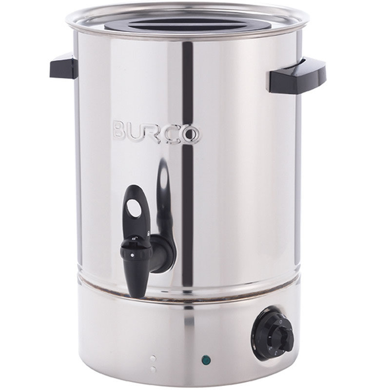 Image of 30 Litre Electric Safety Water Boiler Stainless Steel