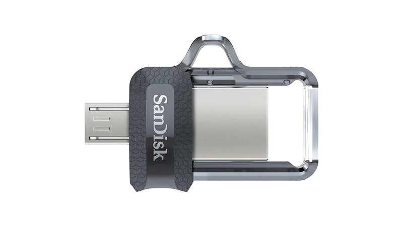 SanDisk Ultra Dual Drive 64GB USB M3.0 Flash Drive