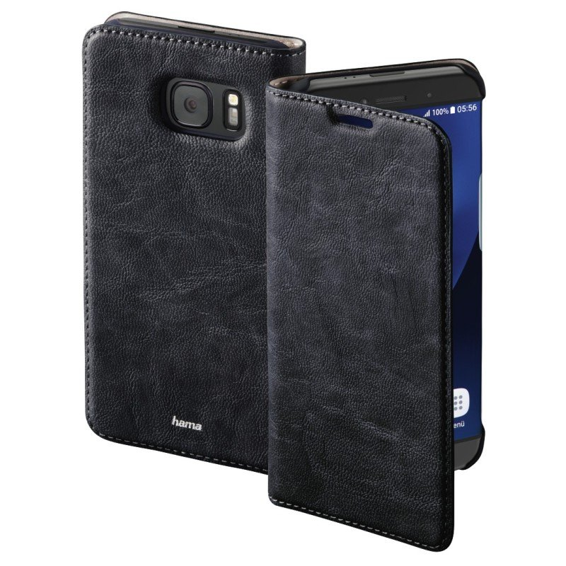 Hama Guard Case Booklet Samsung GalaxyS7 Edge Black