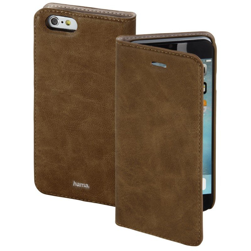 "&"";guard Case&""; Booklet Case For Apple Iphone 6/6s - Brown"