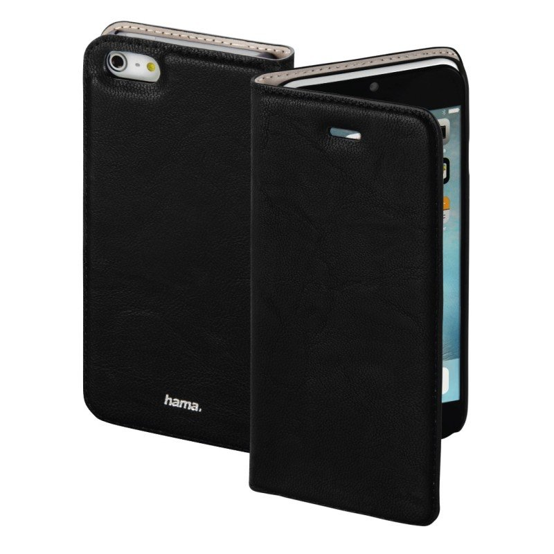 "&"";guard Case&""; Booklet Case For Apple Iphone 6/6s - Black"