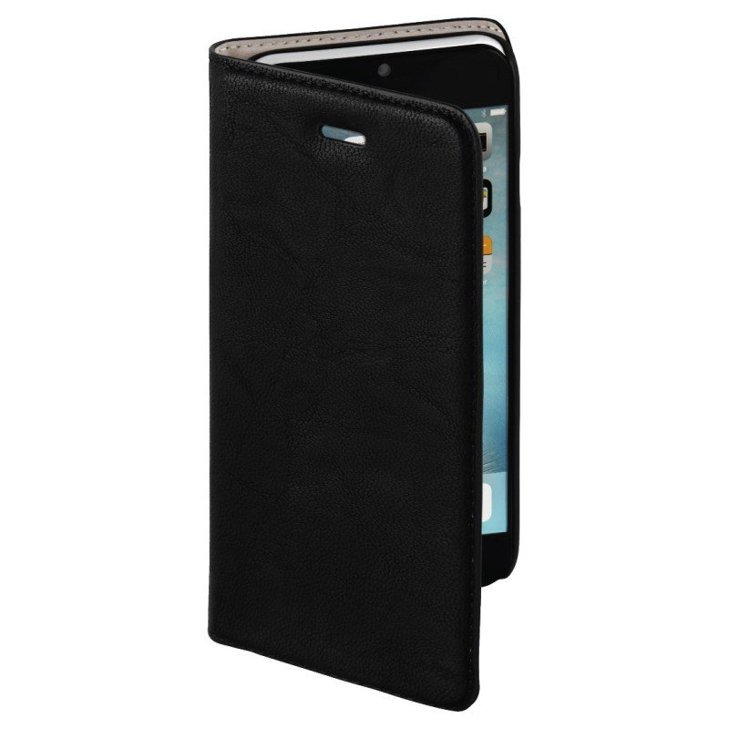 Hama Guard Case Booklet Case for  iPhone 6/6s, black