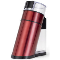 Gourmet Gadgetry Retro Dinner Coffee Grinder Red