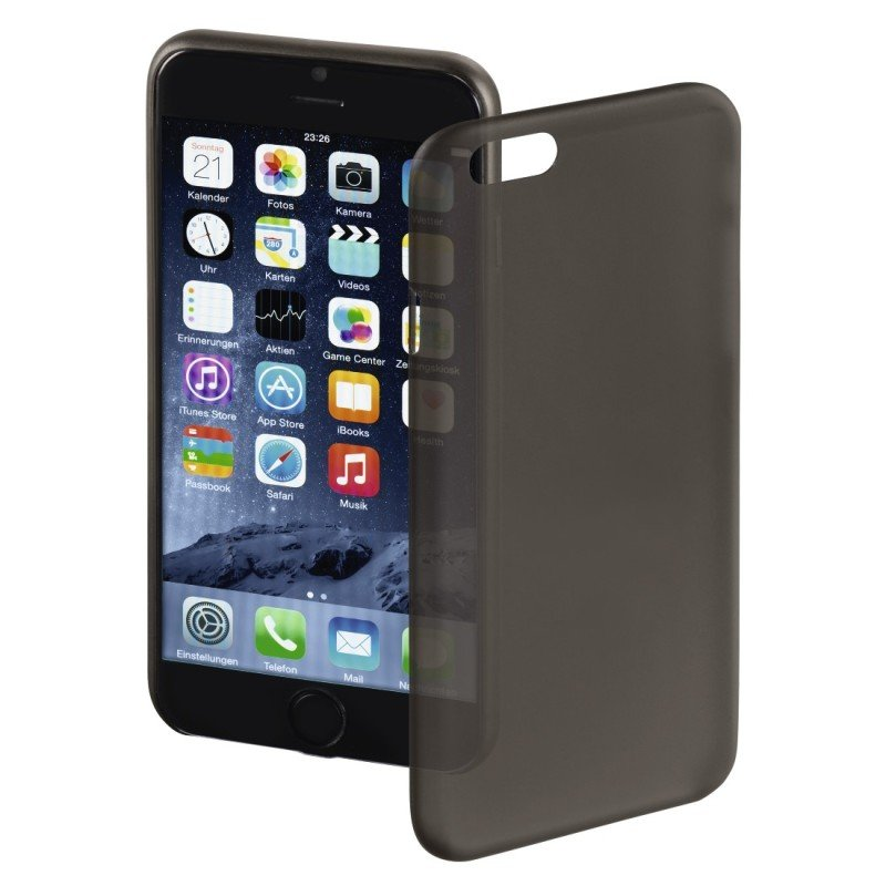 "Compare retail prices of ""ultra Slim"" Cover For Apple Iphone 6/6s - Black to get the best deal online"