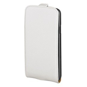 Hama Smart Case Flap Case for Apple iPhone 6, white