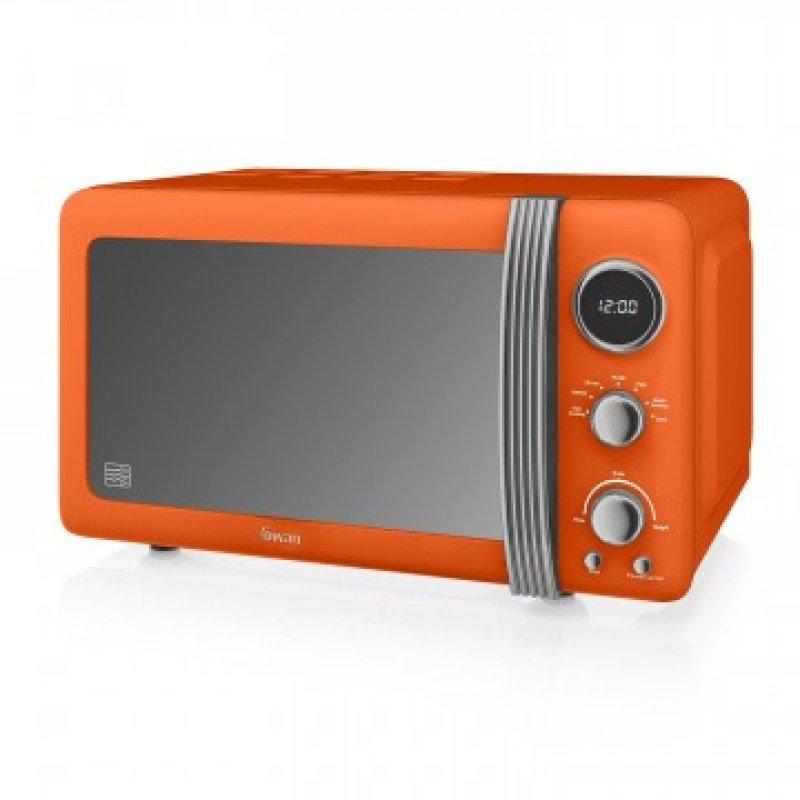 Swan 800w Digital Microwave