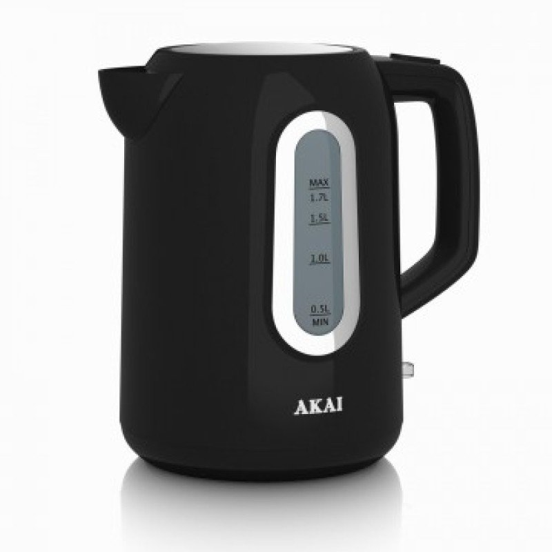 Image of Akai 1.7 Litre Black Jug Kettle