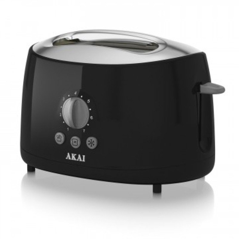 Image of Akai 2 Slice Cool Touch Toaster