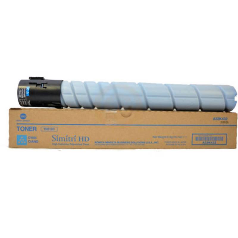 Konica Minolta TN512C Cyan Toner Cartridge