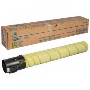 Konica Minolta TN512Y Yellow Toner Cartridge