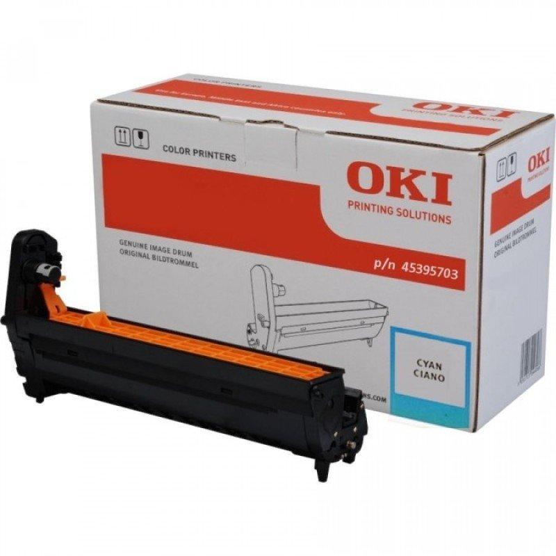 Oki MC760/MC770/MC780 Imaging Unit Cyan