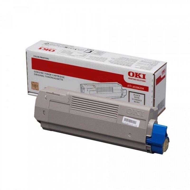 Oki MC760/MC770/MC780 High Capacity Laser Black Toner Cartridge