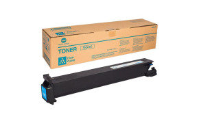 Konica Minolta TN314 Cyan Toner Cartridge