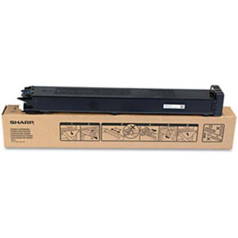 Sharp MX23GTBA Black Toner Cartridge