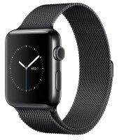Apple Watch Series 2 42mm - Space Black Stainless steel