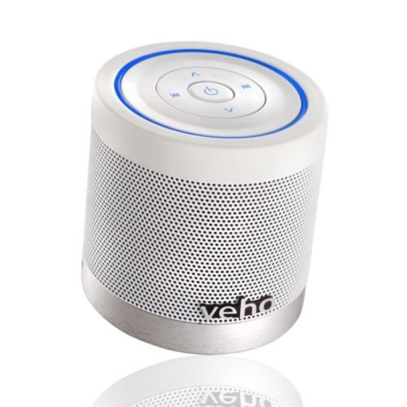 Veho 360 White M4 Bluetooth Speaker