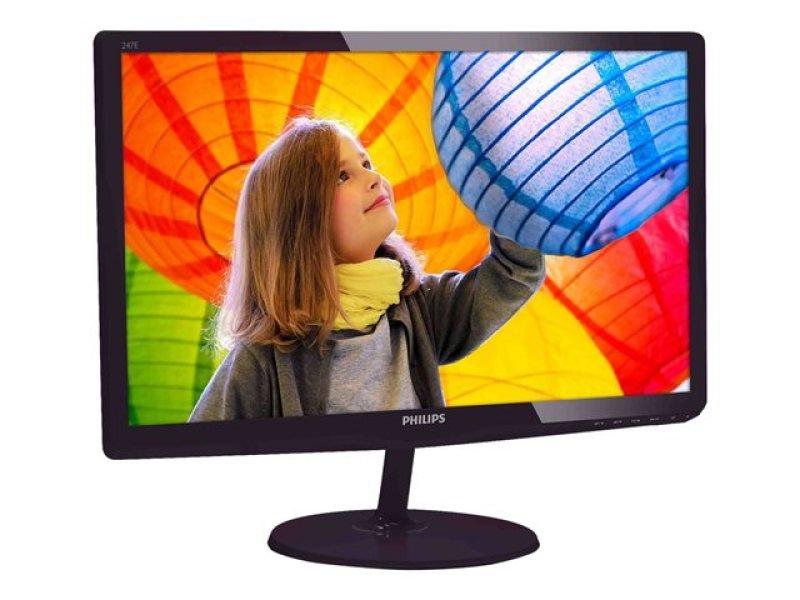 "Philips 247E6QDAD/00 23.6"" Full HD Monitor"