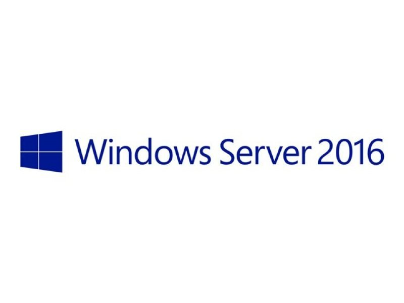Windows Server 2016 1 User CAL (HPE ROK)