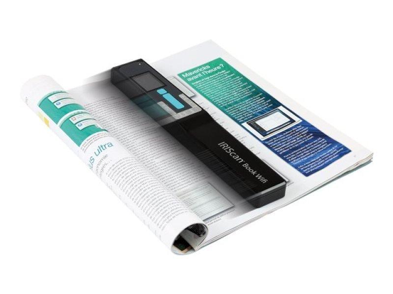 IRIS IRIScan Book 5 Wifi Portable Scanner