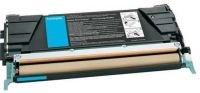 Lexmark Cyan Return Program Toner Cartridge (C522)