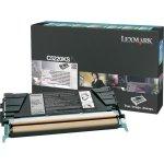 Lexmark Black Return Program Toner Cartridge (C522)