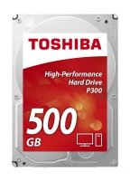 EXDISPLAY Toshiba P300 500GB 3.5'' SATA High-Performance Hard Drive (OEM)