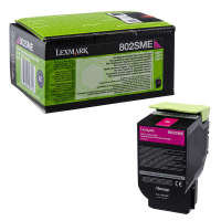 Lexmark 802SME 2K Magenta Corporate Toner Cartridge