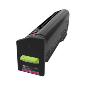 Lexmark 22K Magenta Return Program Toner Cartridge (CS820)
