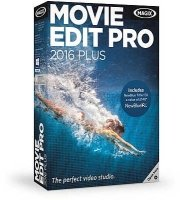 Magix Movie Edit Pro 2016 Plus - Electronic Software Download