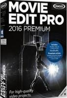 Magix Movie Edit Pro 2016 Premium - Electronic Software Download