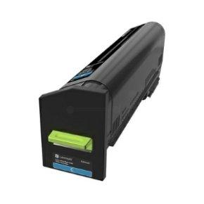 Lexmark 55K Cyan Corporate Toner Cartridge
