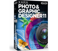 Magix Xara Photo & Graphic Designer 11 - Electronic Software Download