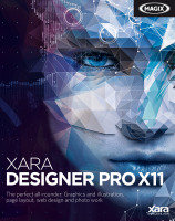 Xara Designer Pro X11 - Electronic Software Download