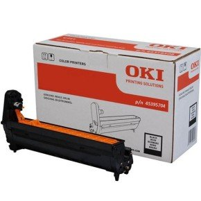 Oki 45395704 Black Image Drum