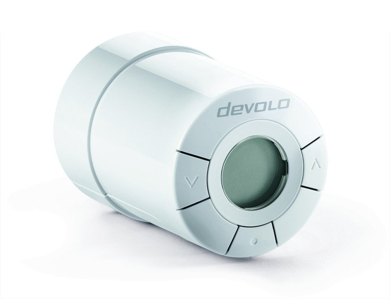 Devolo Home Control Radiator Thermostat 9502 - White