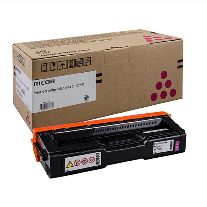 Print Cartridge Magenta Sp C250e (1.6k)
