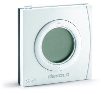 Devolo Home Control Room Thermostat 9507 - White
