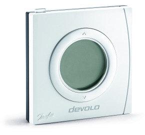 Devolo Home Control Room Thermostat 9507 - White