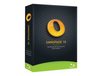 OmniPage 18 - Electronic Software Download
