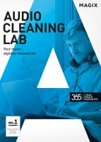 Magix Audio Cleaning Lab 365 - Electronic Software Download