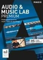 Magix Audio Music Lab Premium 365 - Electronic Software Download