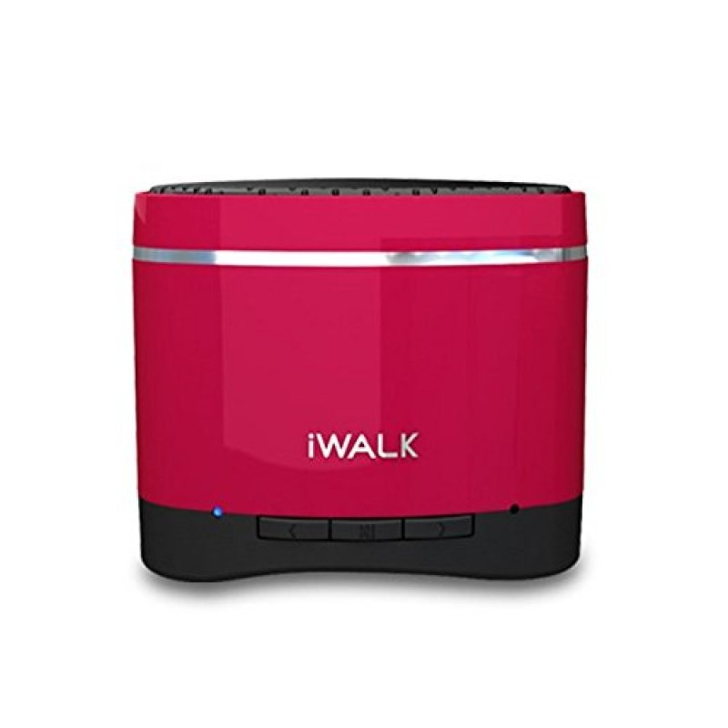 iWALK Sound Angle SPS003 Mini Bluetooth Speaker (Pink)