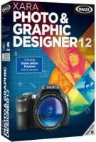 Xara Photo & Graphic Designer 12 - Electronic Software Download