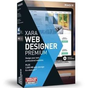 Magix Xara Web Designer 12 Premium - Electronic Software Download