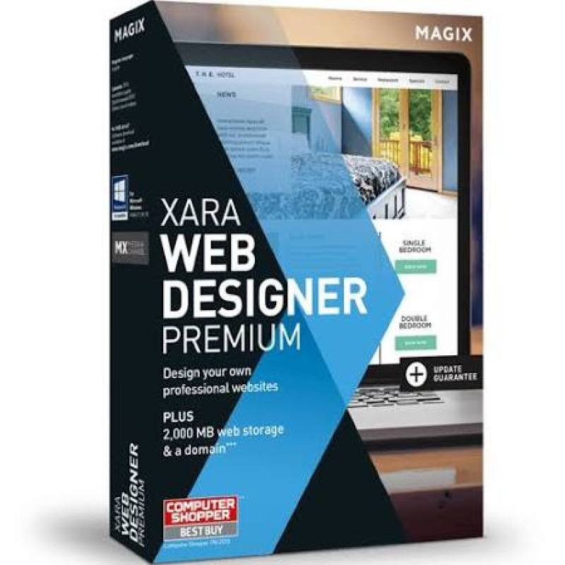Magix Xara Web Designer 12 Premium - Electronic Software Download