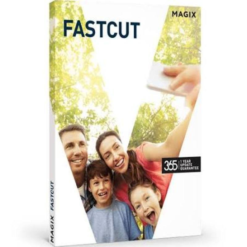 Magix Fastcut 2 365 - Electronic Software Download