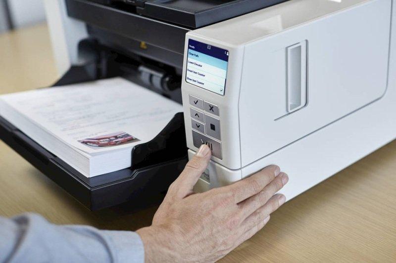A4 Document Scanner 130ppm Mono & Colour 600 X 600 Dpi Usb Compliant