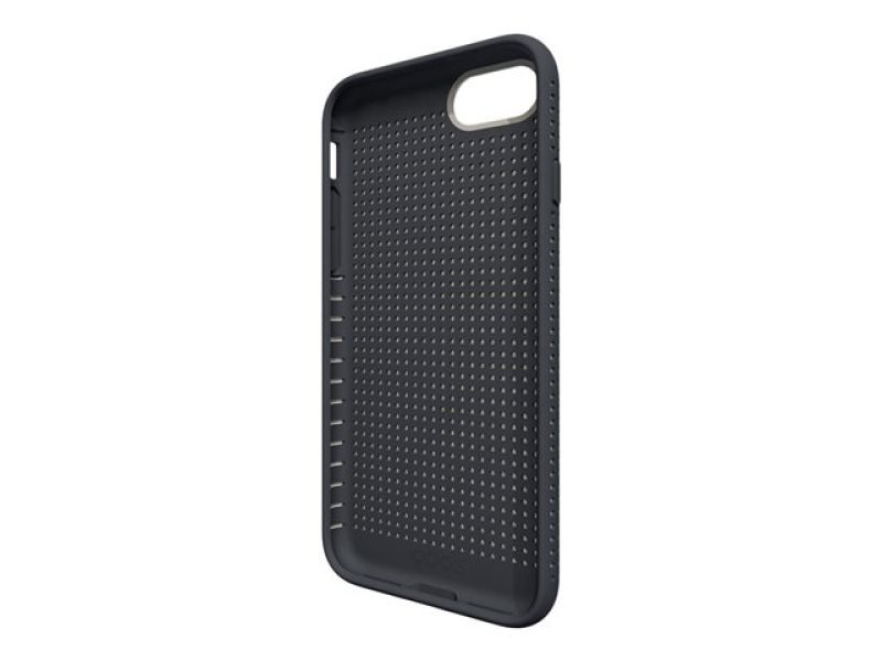 QDOS Matrix case for iPhone 7 - Stone/Charcoal