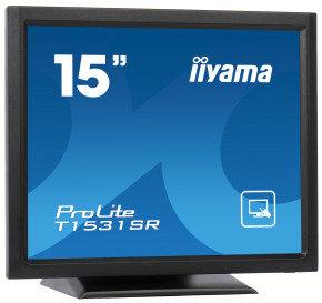 "Iiyama T1531SR-B3 15"" Touchscreen Monitor"